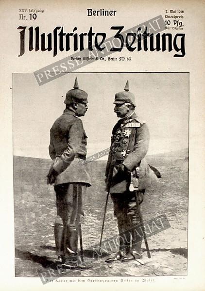 Berliner Illustrirte Zeitung, 07.05.1916 bis 13.05.1916