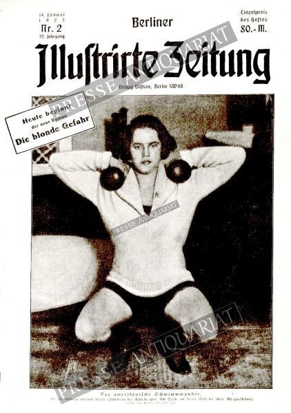 Berliner Illustrirte Zeitung, 14.01.1923 bis 20.01.1923