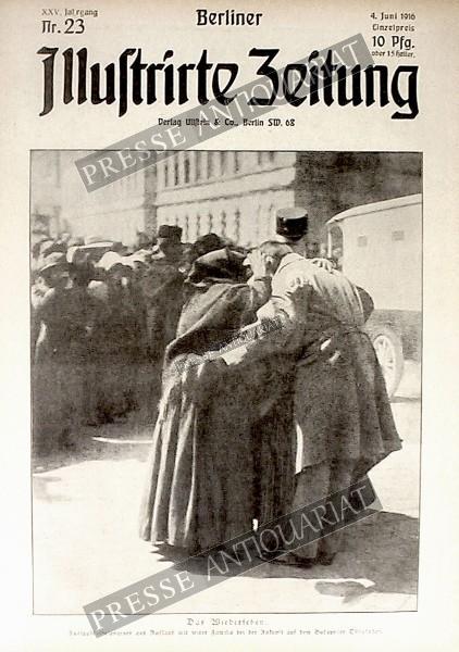 Berliner Illustrirte Zeitung, 04.06.1916 bis 10.06.1916
