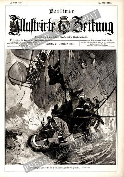 Berliner Illustrirte Zeitung, 24.02.1895 bis 02.03.1895