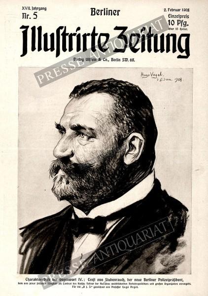 Berliner Illustrirte Zeitung, 02.02.1908 bis 08.02.1908
