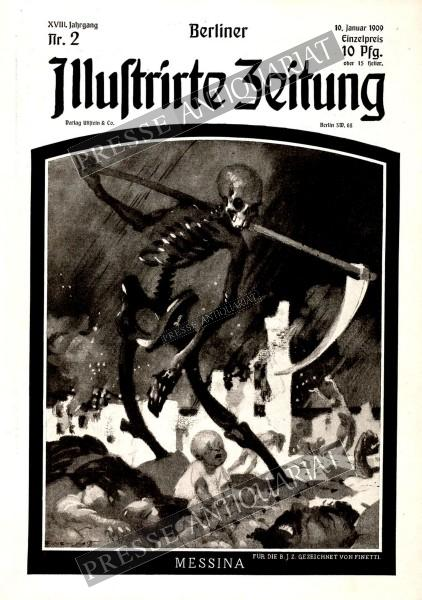Berliner Illustrirte Zeitung, 10.01.1909 bis 16.01.1909