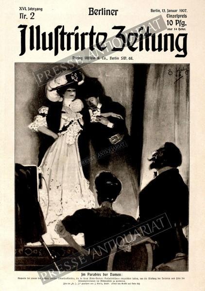 Berliner Illustrirte Zeitung, 13.01.1907 bis 19.01.1907