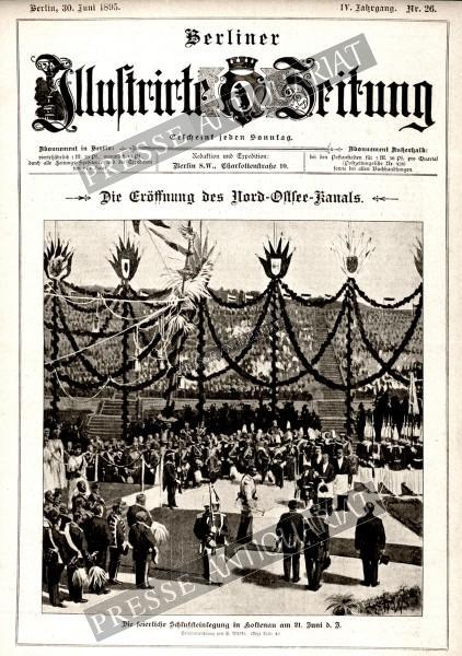 Berliner Illustrirte Zeitung, 30.06.1895 bis 06.07.1895