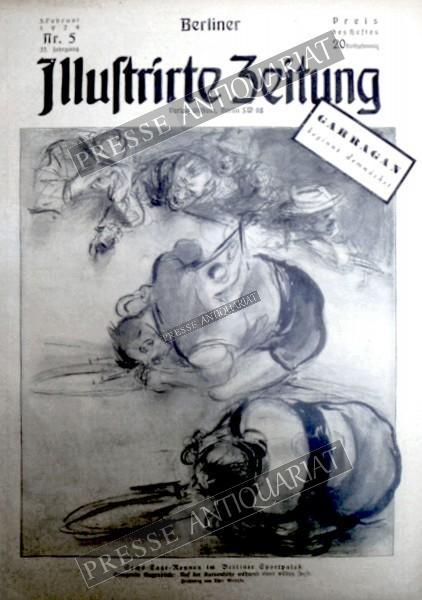 Berliner Illustrirte Zeitung, 03.02.1924 bis 09.02.1924