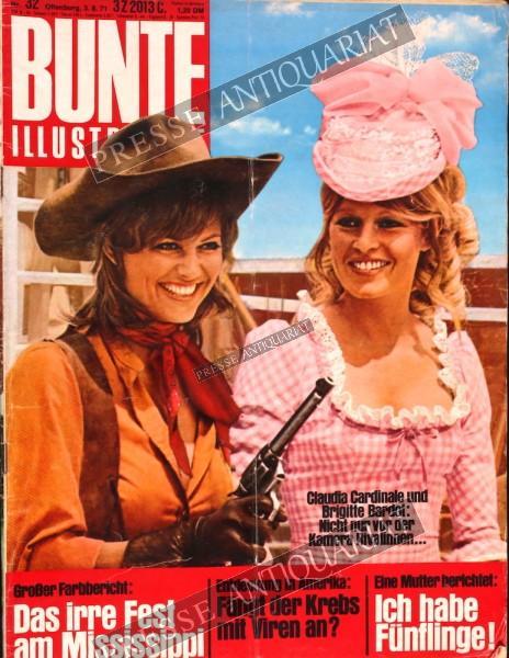 Bunte Illustrierte, 03.08.1971 bis 09.08.1971