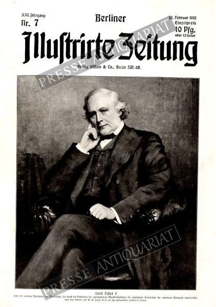 Berliner Illustrirte Zeitung, 18.02.1912 bis 24.02.1912
