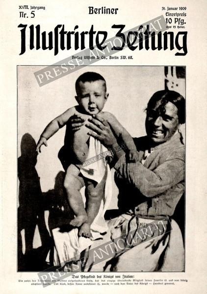 Berliner Illustrirte Zeitung, 31.01.1909 bis 06.02.1909