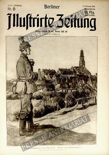 Berliner Illustrirte Zeitung, 07.02.1915 bis 13.02.1915