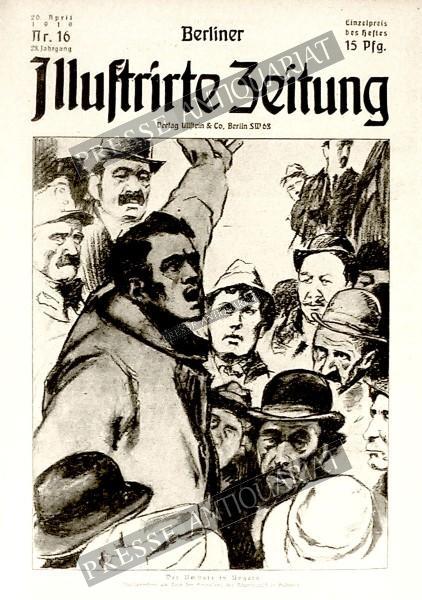 Berliner Illustrirte Zeitung, 20.04.1919 bis 26.04.1919