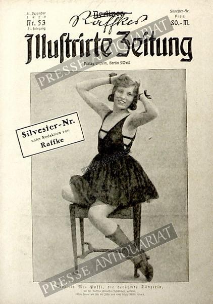 Berliner Illustrirte Zeitung, 31.12.1922 bis 06.01.1923