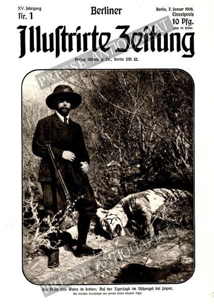 Berliner Illustrirte Zeitung, 07.01.1906 bis 13.01.1906