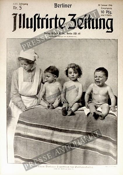 Berliner Illustrirte Zeitung, 30.01.1916 bis 05.02.1916