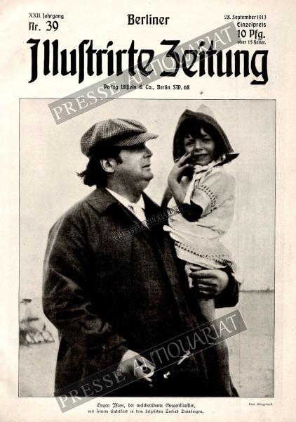 Berliner Illustrirte Zeitung, 28.09.1913 bis 04.10.1913