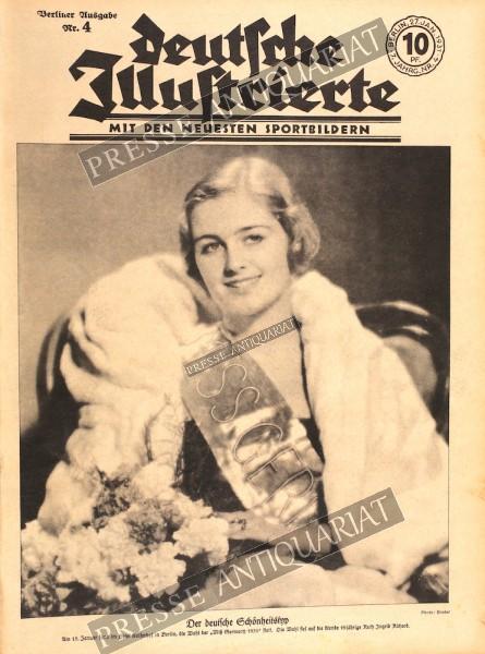 Deutsche Illustrierte, 27.01.1931 bis 02.02.1931