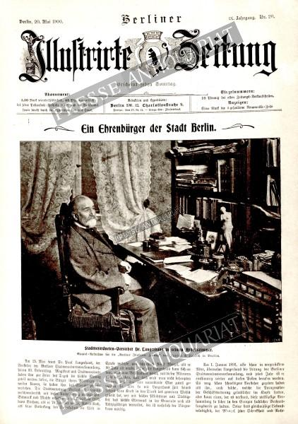 Berliner Illustrirte Zeitung, 20.05.1900 bis 26.05.1900