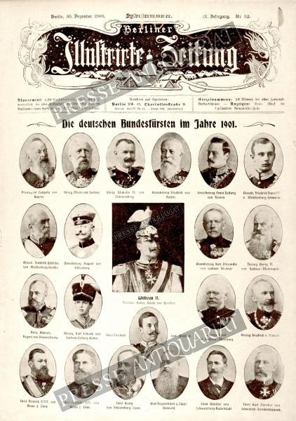 Berliner Illustrirte Zeitung, 30.12.1900 bis 05.01.1901