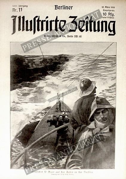 Berliner Illustrirte Zeitung, 12.03.1916 bis 18.03.1916