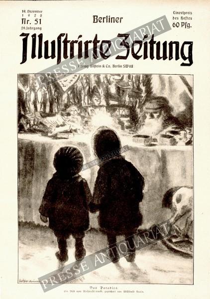 Berliner Illustrirte Zeitung, 19.12.1920 bis 25.12.1920