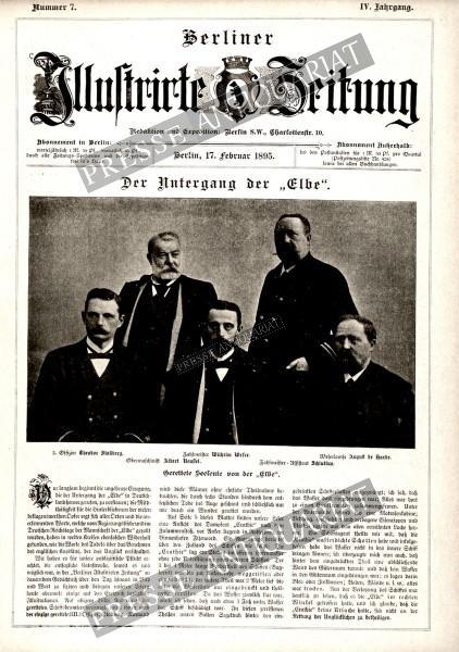 Berliner Illustrirte Zeitung, 17.02.1895 bis 23.02.1895