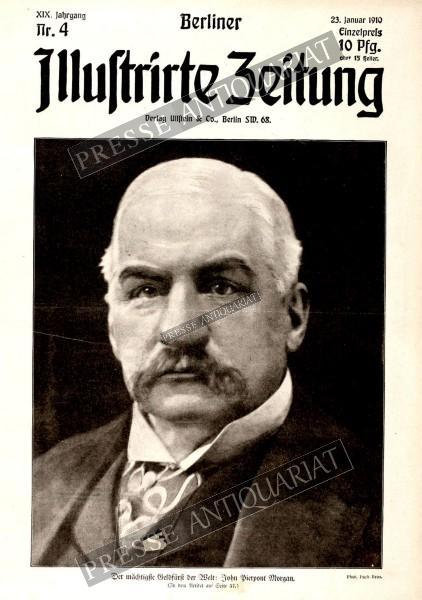 Berliner Illustrirte Zeitung, 23.01.1910 bis 29.01.1910