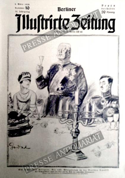 Berliner Illustrirte Zeitung, 04.03.1928 bis 10.03.1928