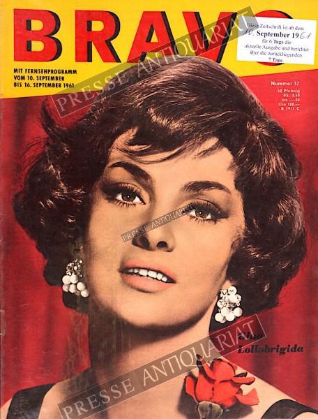 BRAVO Jugendzeitschrift, 10.09.1961 bis 16.09.1961