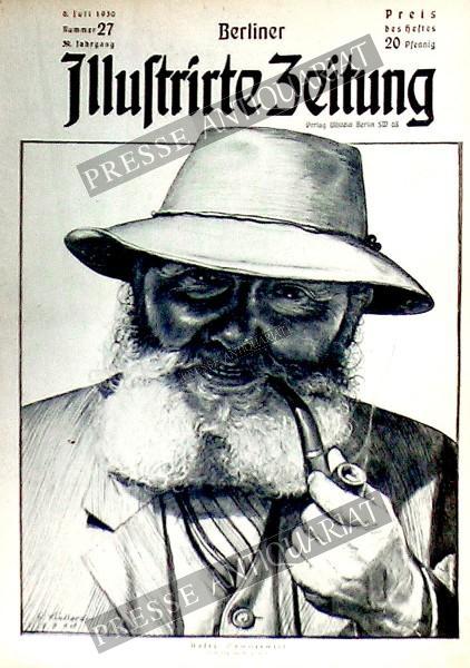 Berliner Illustrirte Zeitung, 06.07.1930 bis 12.07.1930