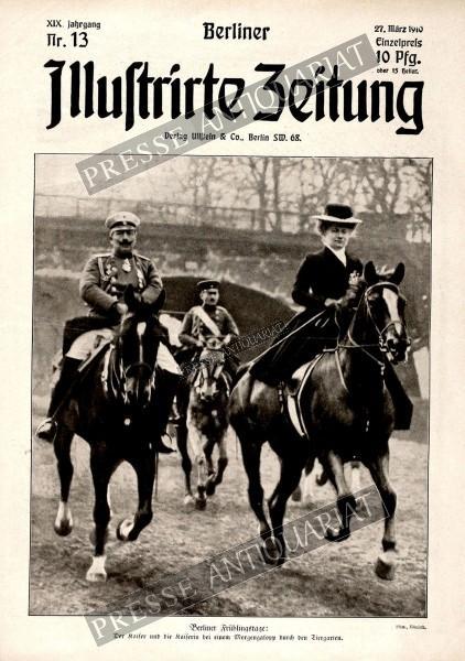 Berliner Illustrirte Zeitung, 27.03.1910 bis 02.04.1910