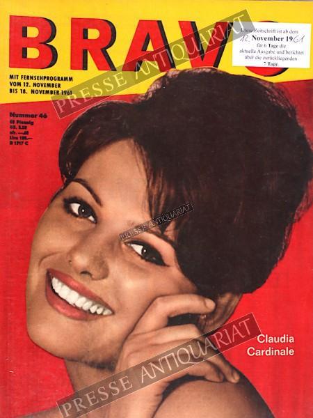 BRAVO Jugendzeitschrift, 12.11.1961 bis 18.11.1961