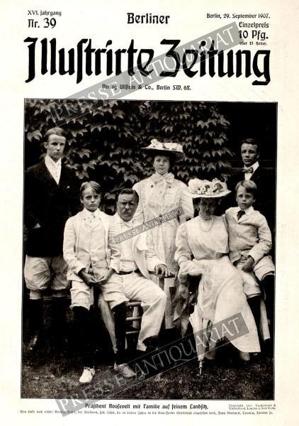 Berliner Illustrirte Zeitung, 29.09.1907 bis 05.10.1907
