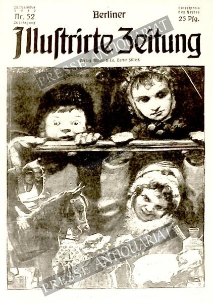 Berliner Illustrirte Zeitung, 28.12.1919 bis 03.01.1920