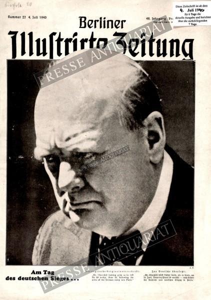 Berliner Illustrirte Zeitung, 04.07.1940 bis 10.07.1940