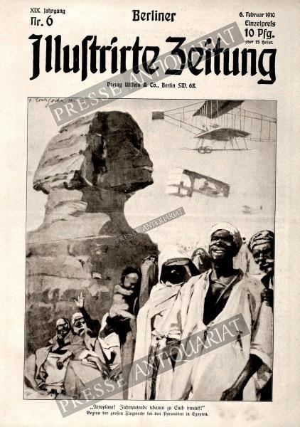 Berliner Illustrirte Zeitung, 06.02.1910 bis 12.02.1910
