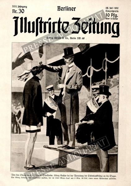 Berliner Illustrirte Zeitung, 28.07.1912 bis 03.08.1912
