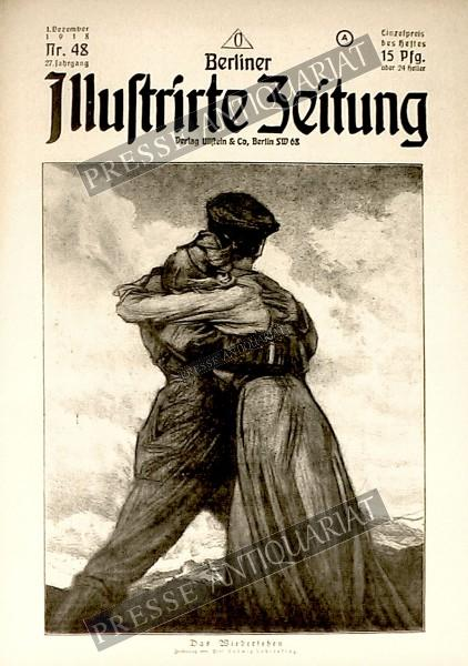 Berliner Illustrirte Zeitung, 01.12.1918 bis 07.12.1918