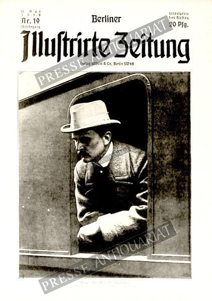 Berliner Illustrirte Zeitung, 11.05.1919 bis 17.05.1919