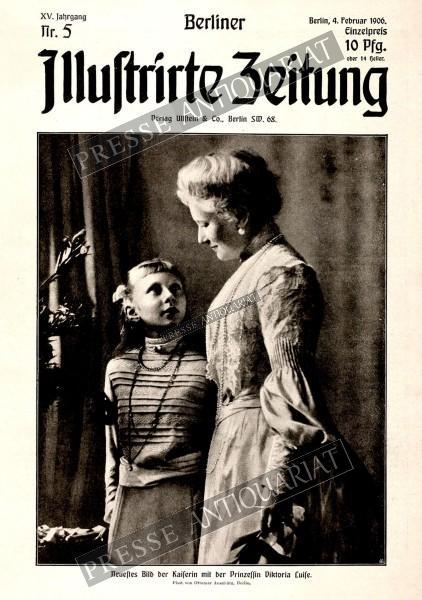 Berliner Illustrirte Zeitung, 04.02.1906 bis 10.02.1906