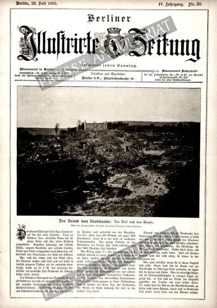 Berliner Illustrirte Zeitung, 28.07.1895 bis 03.08.1895