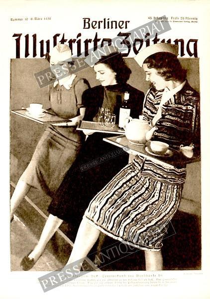 Berliner Illustrirte Zeitung, 09.03.1939 bis 15.03.1939
