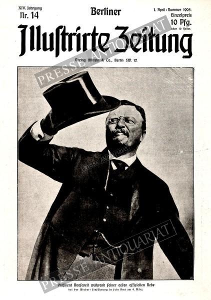 Berliner Illustrirte Zeitung, 01.04.1905 bis 07.04.1905