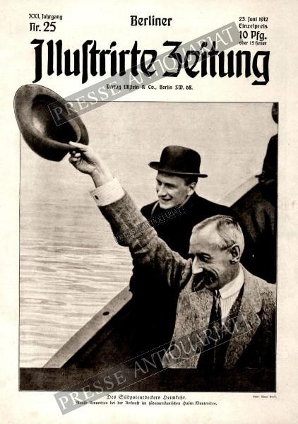 Berliner Illustrirte Zeitung, 23.06.1912 bis 29.06.1912
