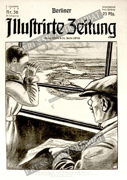 Berliner Illustrirte Zeitung, 07.09.1919 bis 13.09.1919