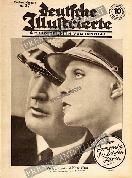 Deutsche Illustrierte, 15.09.1931 bis 21.09.1931