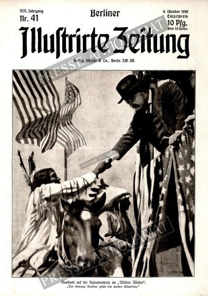 Berliner Illustrirte Zeitung, 09.10.1910 bis 15.10.1910
