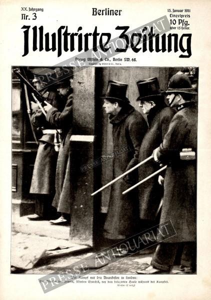 Berliner Illustrirte Zeitung, 15.01.1911 bis 21.01.1911
