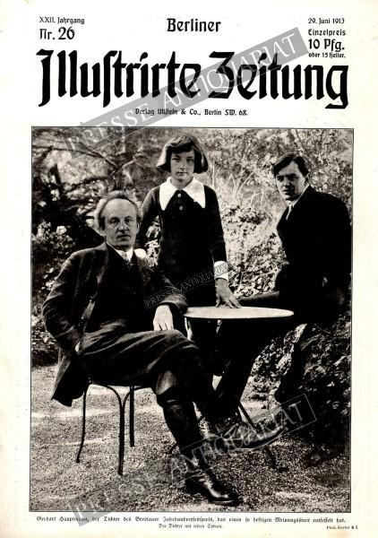 Berliner Illustrirte Zeitung, 29.06.1913 bis 05.07.1913