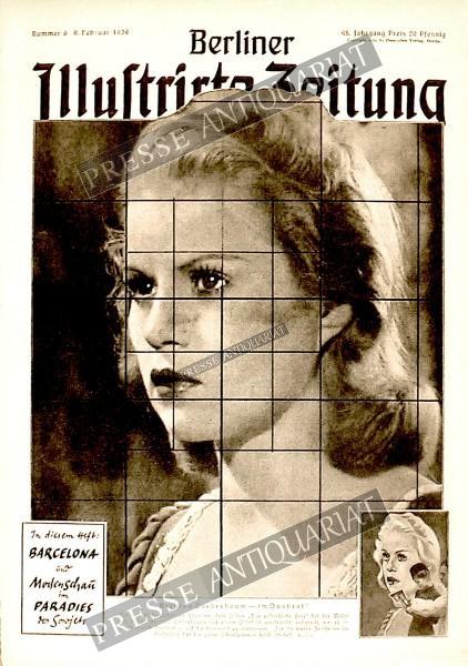 Berliner Illustrirte Zeitung, 09.02.1939 bis 15.02.1939