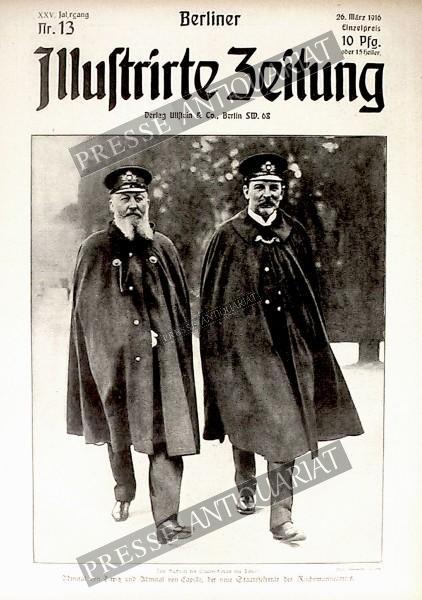 Berliner Illustrirte Zeitung, 26.03.1916 bis 01.04.1916