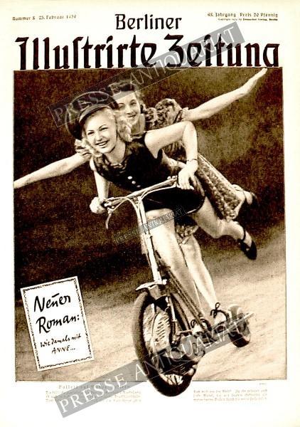 Berliner Illustrirte Zeitung, 23.02.1939 bis 01.03.1939
